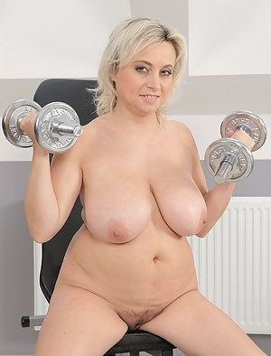 Free Mature Gym Porn Pictures