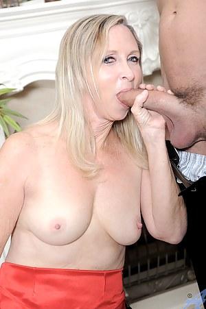 Free Mature Blowjob Porn Pictures